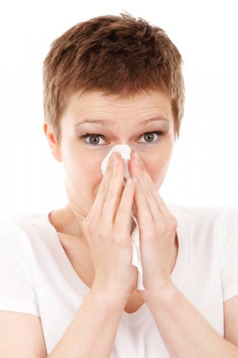 Flu-fighting tips for work & home